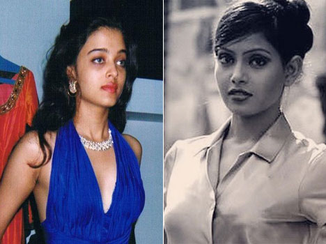 Bollywood Actresses Old Modelling pics