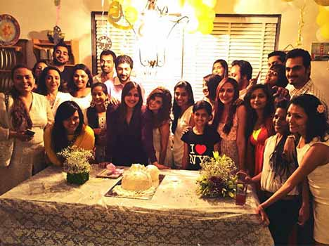Esha Deol throws baby shower for sister Ahaana Deol