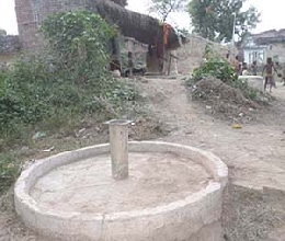 water problem in kandi area