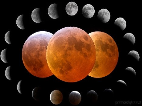 Lunar eclipse will last one hour, two minutes in Kashi