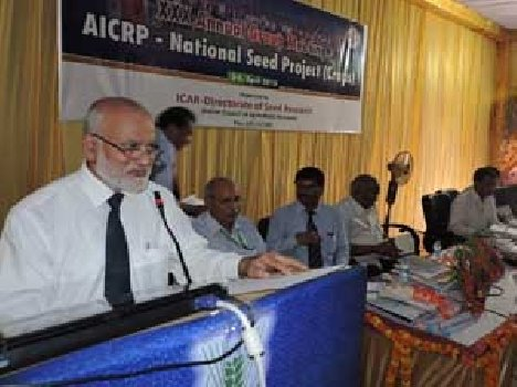 PPP model easy to get seeds to farmers