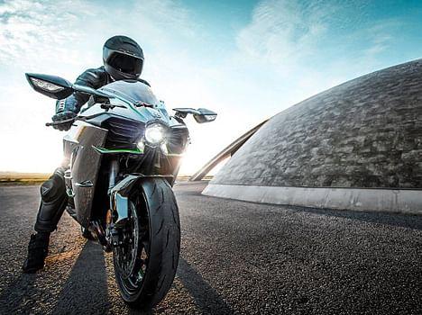Kawasaki Ninja H2 Launched in India at Rs. 29 lakh