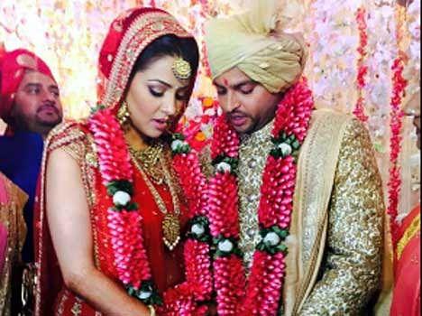 suresh raina and priyanka wedding