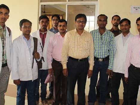 Blood donation camp by Amar Ujala.