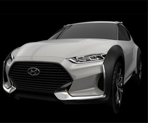 Hyundai Enduro Concept Showcased in Seoul Motor Show
