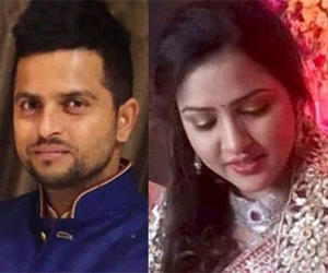 Suresh rain will go Chennai after 3 days of his marriage