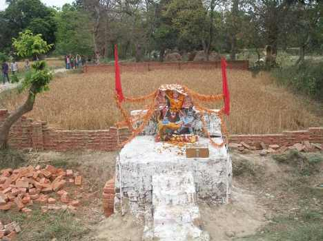 Ruckus on removal of godess statue