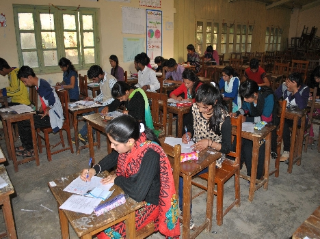 Kumaon University annual exams