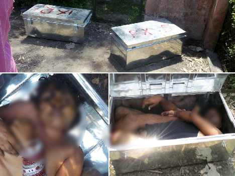 naked body of young couple in sonipat, murder or honour killing