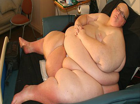 top 7 obese people on earth