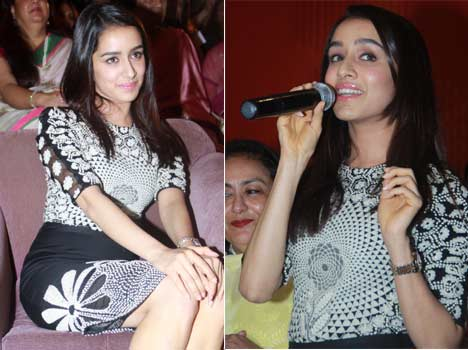 PICS: Shraddha Kapoor received the special award