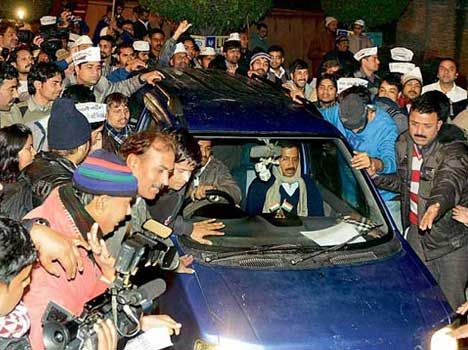 'Want My Wagon R Back', AAP Supporter to Arvind Kejriwal