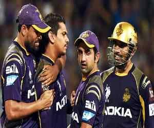 रसैल ने कोलकाता को दिलाई आईपीएल की तीसरी जीत