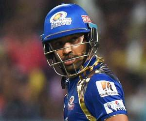 mumbai indians captain rohit sharma was fined of 12 lakh rupees