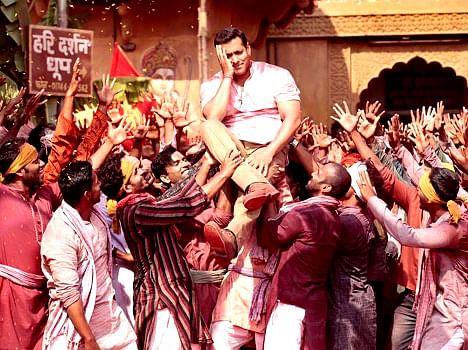 salman film bajrangi bhaijan Movie Set Photos