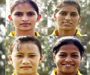 4 woman player from punjab in world hockey league, Round 2