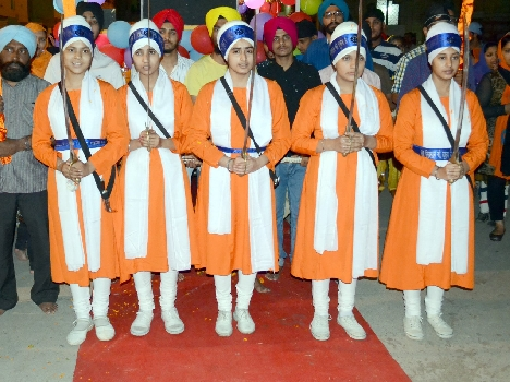 Foundation Day of Sikhism as a crutch Money