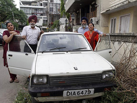First Maruti 800 interesting facts