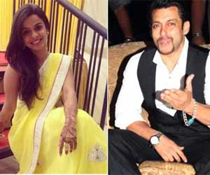 girl who plays a very important role in Salman Khan's life