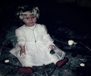 peggy the haunted doll