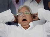 Lalu said, separatist forces have gathered in NDA