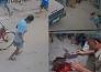 लड़की से बात की तो मार दिया, वारदात CCTV में कैद