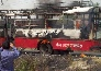 9 people dead in burning bus in up