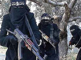 ISIS trained his Women militant by this way, look