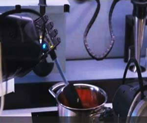 Meet the personal robot chef