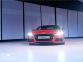 Audi India launches Audi TT 2015 at Rs 60.34 Lac
