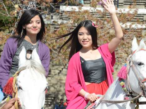 miss china jenifer osin in shimla.