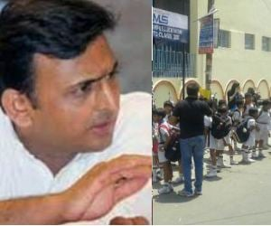 cm akhilesh declares two days holiday in schools