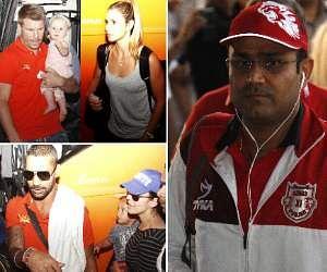 IPL: match between Kings XI Punjab and Hyderabad Sunrisers