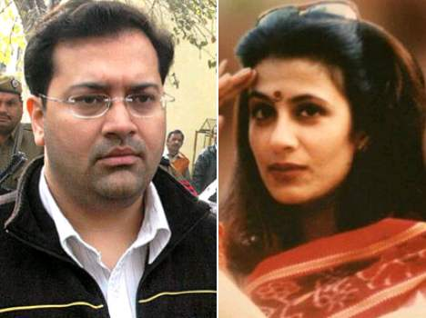 उम्रकैद की सजा काट रहा हत्यारा मनु शर्मा