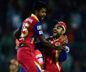LIVE: delhi daredaviles vs royal challengers banglore, ipl 8