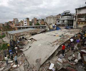 earthquake in nepal and indian politicians demand