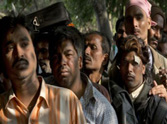 nepal earthquake: afacted people unhappy to indian government