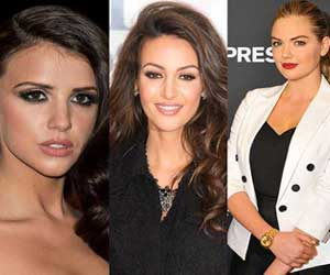 Michelle Keegan named Sexiest Woman