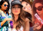 Meet the four Tecate Ring Girls in fight of century