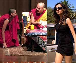 Spiritual Awakening: Bollywood actress turns to Nuns
