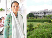 Rashmi made special gurukul for girls.