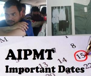 aipmt paper leak in rohtak, accused arrested