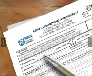 IGNOU launches online admission system