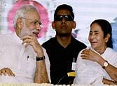 prime minister narendra modi give uniqe offer to mamta banerjee