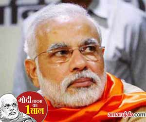 five challenges of modi government