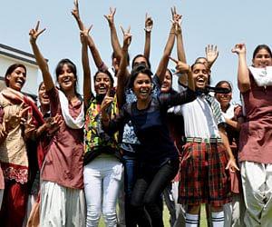 सीबीएसई 12 वीं के नतीजों में छात्राओं ने मारी बाजी