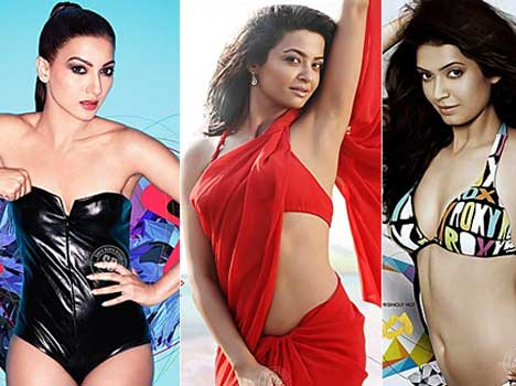 Hot and Sexy divas of Television Industry
