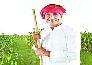 किसानों की मौतों के बीच यूपी खेती में बना नंबर वन