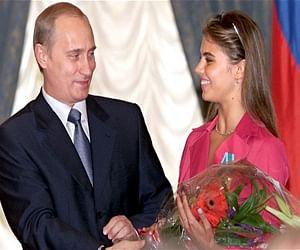 bladimir putin girlfriend Alina Kabaeva is pregnant