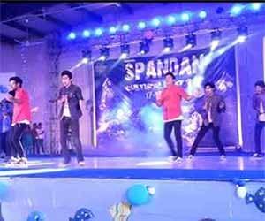 gla annual fest spandan 2015 video